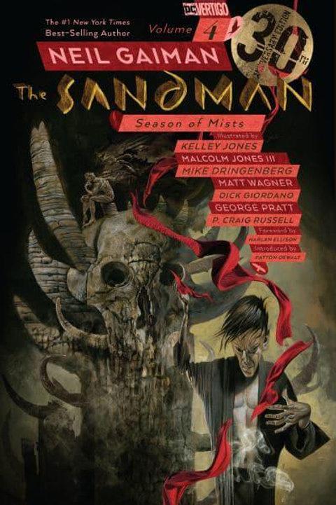 The Sandman Vol4: Season Of Mists(Neil Gaiman & Kelley Jones)