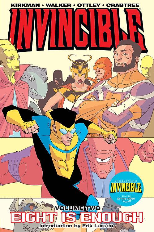 Invincible Vol2: Eight Is Enough (Robert Kirkman, Cory Walker & Ryan Ottley)