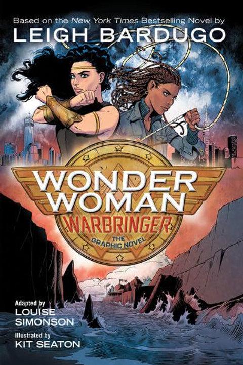 Wonder Woman: Warbringer - The Graphic Novel (Leigh Bardugo & Louise Simonson)
