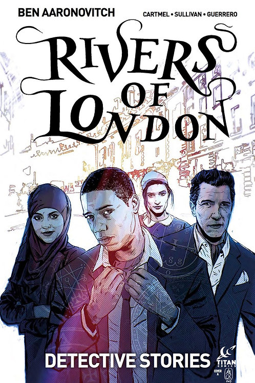 Rivers Of London Vol 4: Detective Stories (Ben Aaronovitch & Andrew Cartmel)