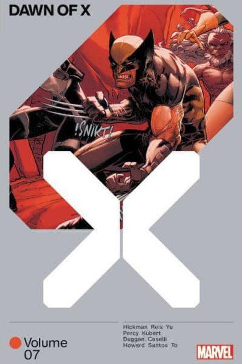 Dawn Of X Vol 7 (Jonathan Hickman & Leinil Francis Yu)
