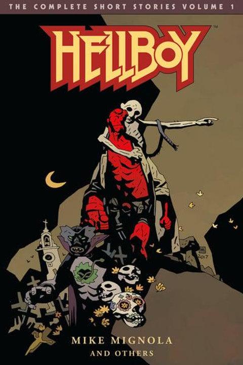 Hellboy: The Complete Short Stories Vol1 (Mike Mignola &Richard Corben)