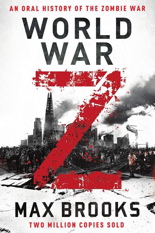 World War Z (Max Brooks)