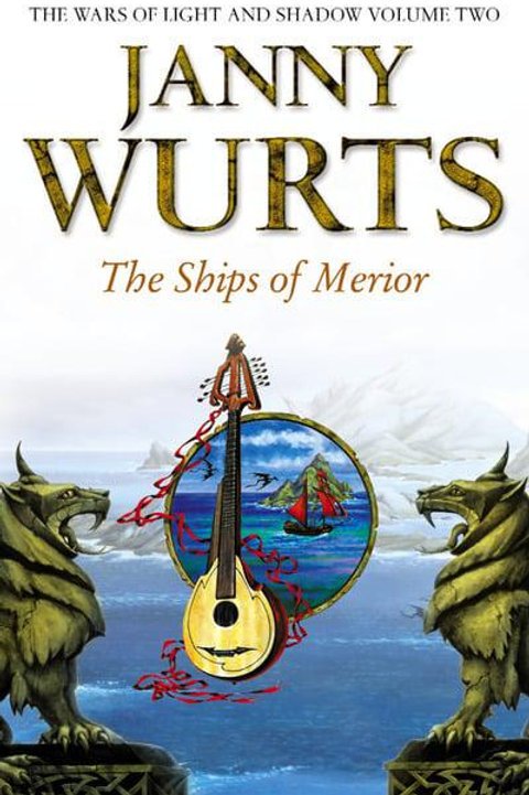 The Ships of Merior (Janny Wurts)