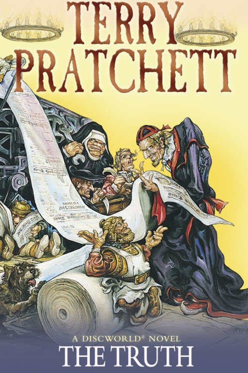 The Truth (Terry Pratchett)