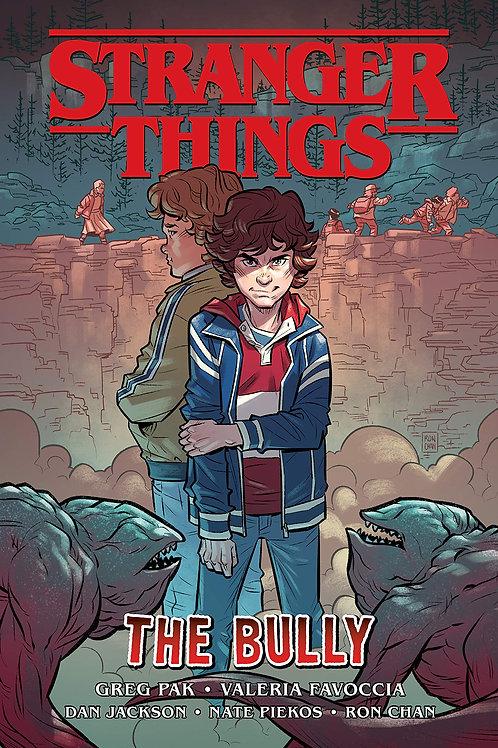 Stranger Things: The Bully (Greg Pak & Valeria Favoccia)