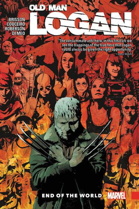 Old Man Logan Vol10: End Of The World (Ed Brisson &Damian Couceiro)