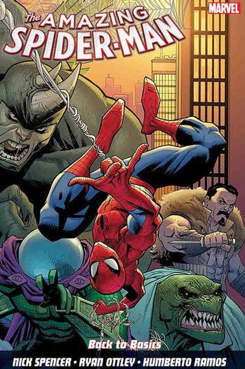 The Amazing Spider-ManVol1: Back To Basics (Nick Spencer &Ryan Ottley)