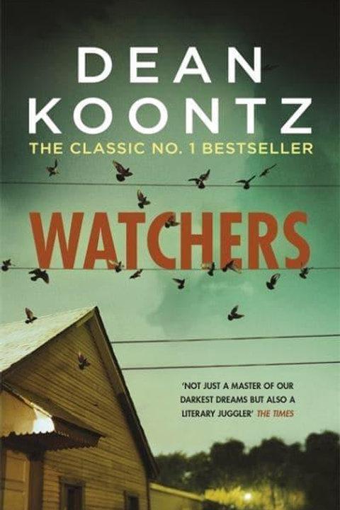 Watchers (Dean Koontz)