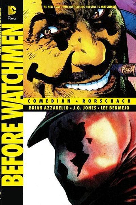 Before Watchmen: Comedian/Rorschach (Brian Azzarello &J.G. Jones)