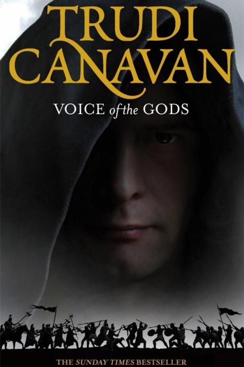 Voice of the Gods  (TRUDI CANAVAN)