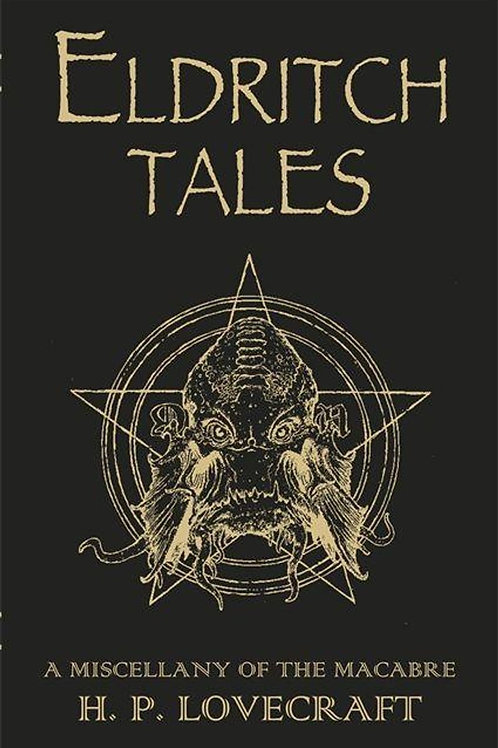 Eldritch Tales (H.P. Lovecraft)
