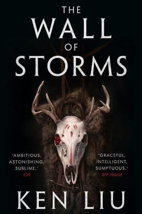The Wall of Storms (Ken Liu)