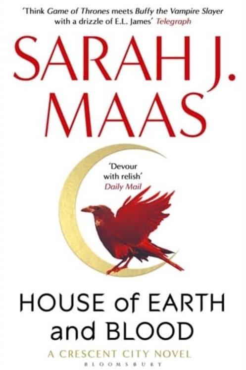 House of Earth and Blood (Sarah J. Maas)