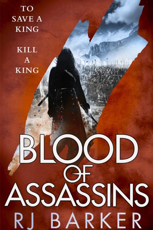 Blood of Assassins (RJ BARKER)