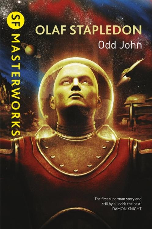 Odd John (OLAF STAPLEDON)