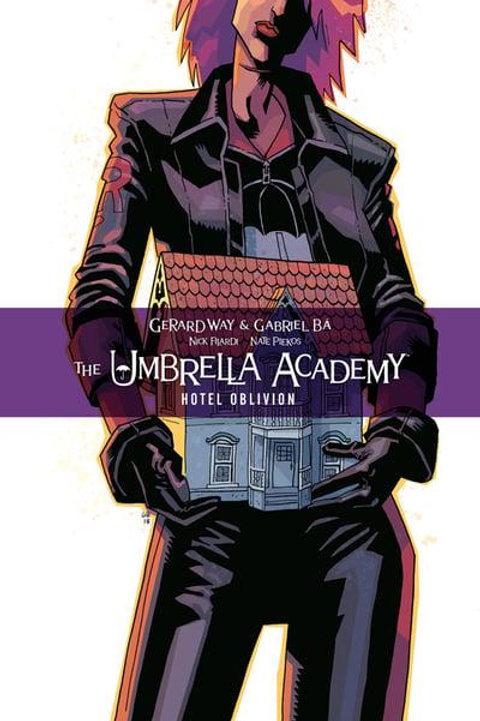 The Umbrella Academy Vol3: Hotel Oblivion (Gerard Way & Gabriel Ba)