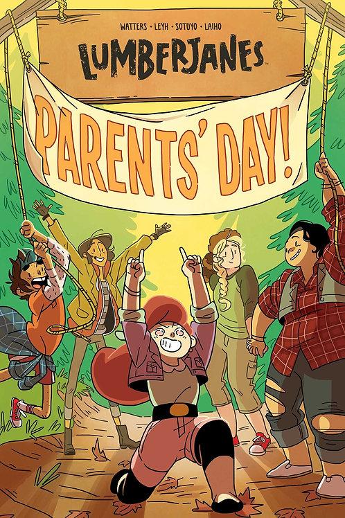Lumberjanes Vol10: Parent's Day (Shannon Watters &Kat Leyh)