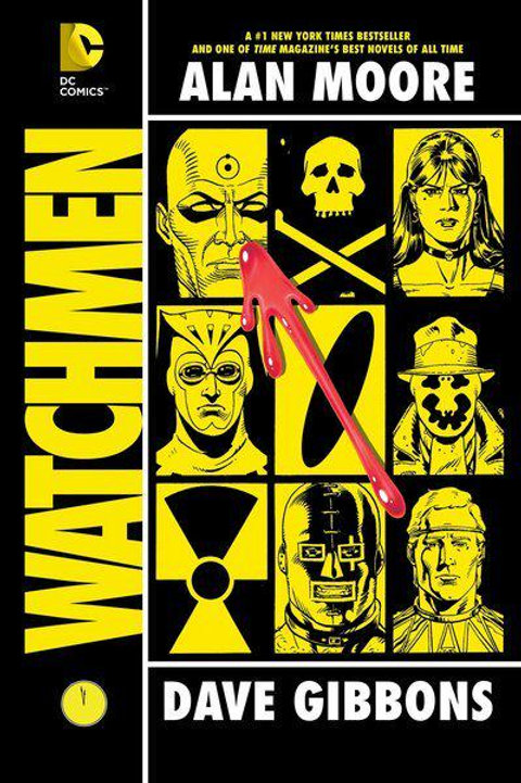 Watchmen(Alan Moore & Dave Gibbons)