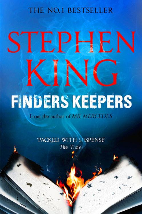 Finders Keepers (STEPHEN KING)