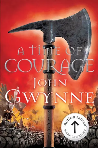 A Time of Courage Hardback (John Gwynne)