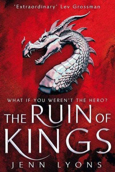 The Ruin of Kings  (Jenn Lyons) PB