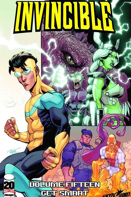 Invincible Vol15: Get Smart (Robert Kirkman &Ryan Ottley)