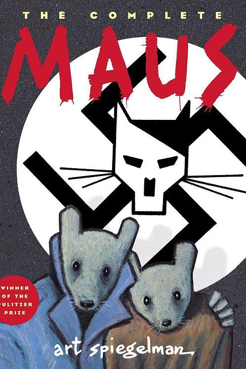 The Complete Maus (Art Spiegelman)