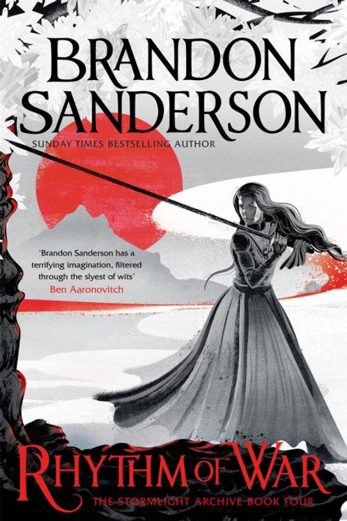 The Rhythm of War (BRANDON SANDERSON)