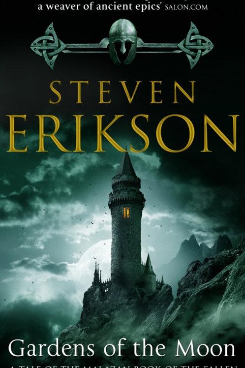 Gardens of the Moon (Steven Erikson)