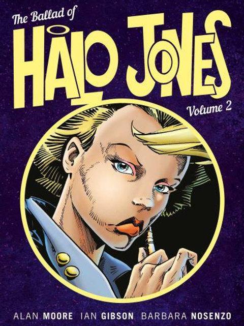 The Ballad Of Halo Jones Vol2 (Alan Moore &Ian Gibson)