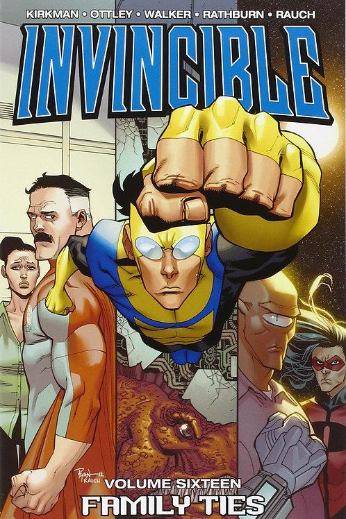 Invincible Vol16: Family Ties (Robert Kirkman &Ryan Ottley)