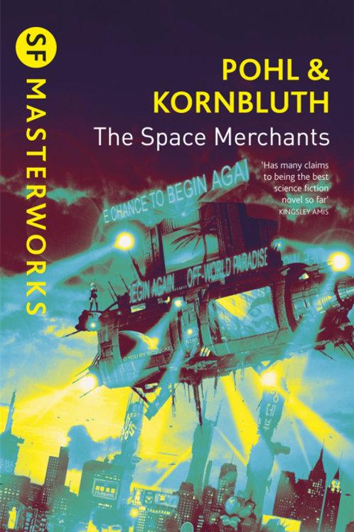 The Space Merchants (FREDERIK POHL)