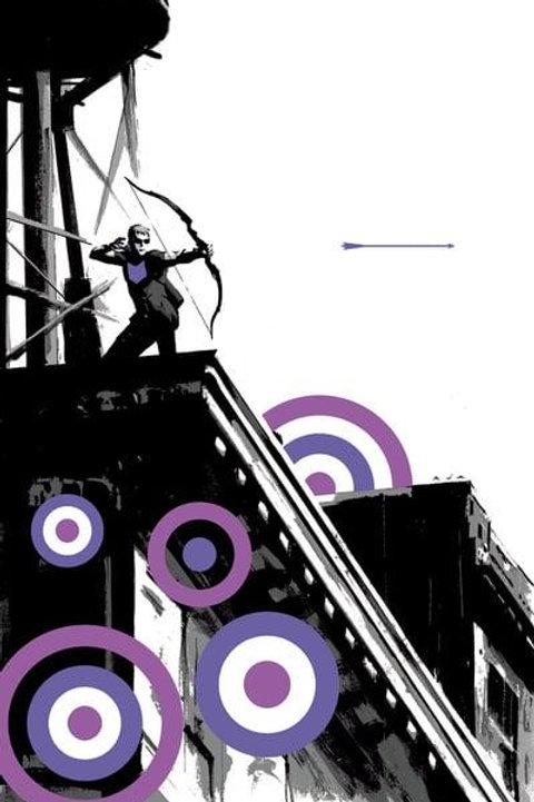 HawkeyeVol1: My Life As A Weapon (Matt Fraction &Javier Pulido)