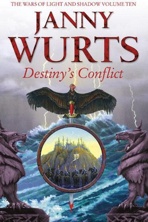 Destiny's Conflict (Janny Wurts)