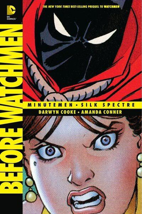 Before Watchmen: Minutemen/Silk Spectre (Darwyn Cooke & Amanda Conner)
