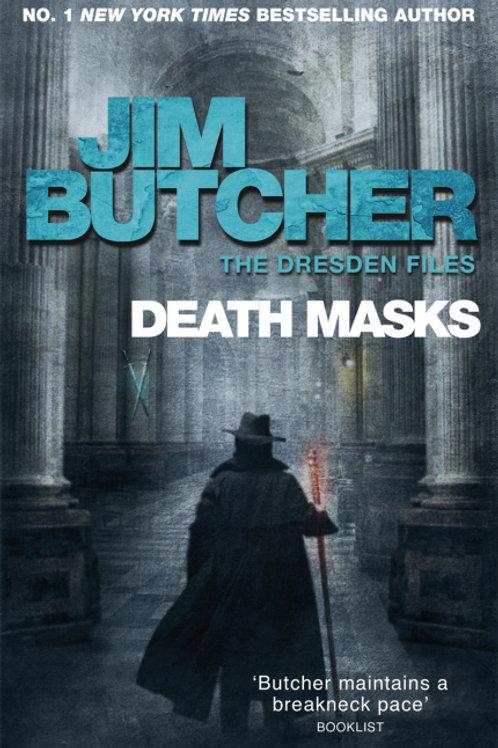 Death Masks (JIM BUTCHER)