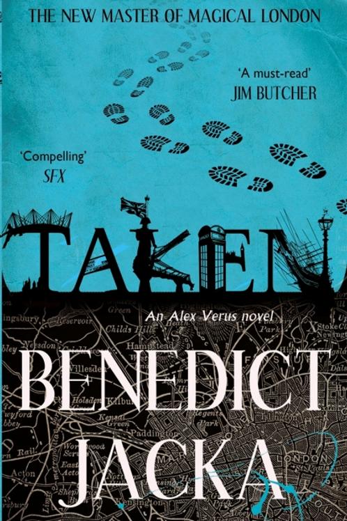 Taken (Benedict Jacka)
