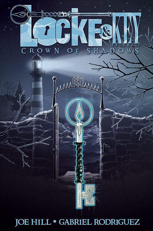 Locke & Key Vol 3: Crown Of Shadows (Joe Hill & Gabriel Rodriguez)