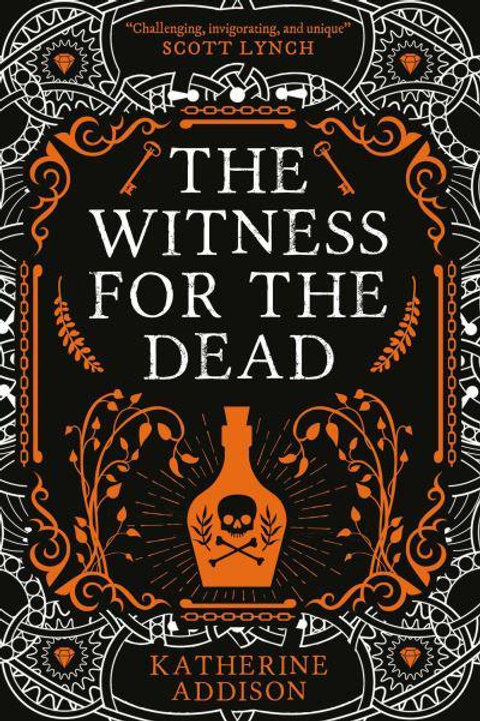 The Witness for the Dead (Katherine Addison)
