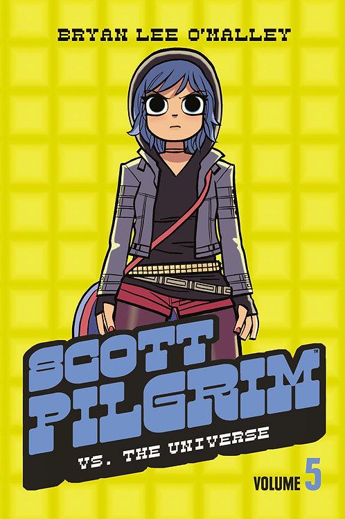 Scott Pilgrim Vs. The Universe Vol5 (Bryan Lee O'Malley)