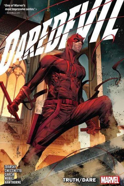 DaredevilVol5: Truth/Dare (Chip Zdarsky & Marco Checcetto)