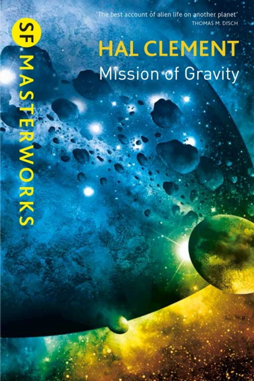 Mission Of Gravity (HAL CLEMENT)
