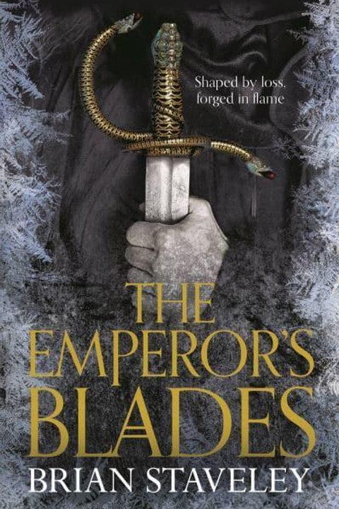 The Emperor's Blades (Brian Staveley)