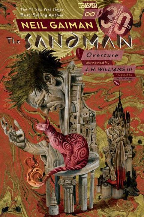 The Sandman Vol0: Overture (Neil Gaiman & J.H. Williams)