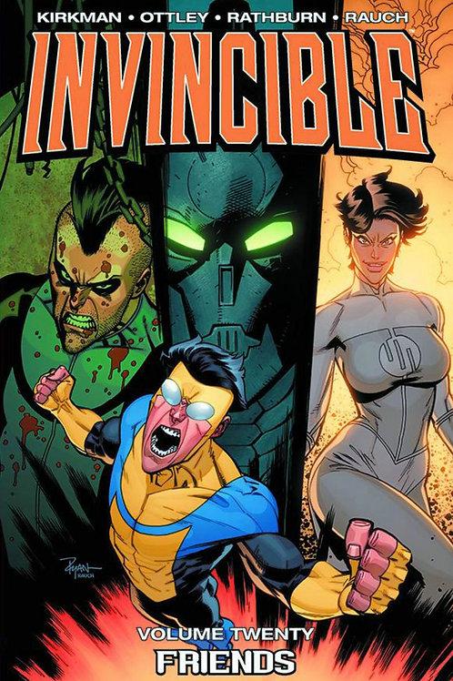 Invincible Vol20: Friends (Robert Kirkman &Ryan Ottley)