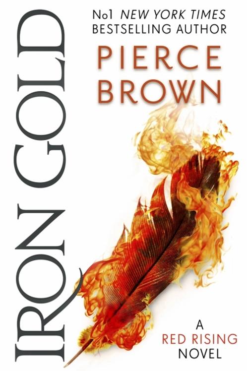 Iron Gold (PIERCE BROWN)