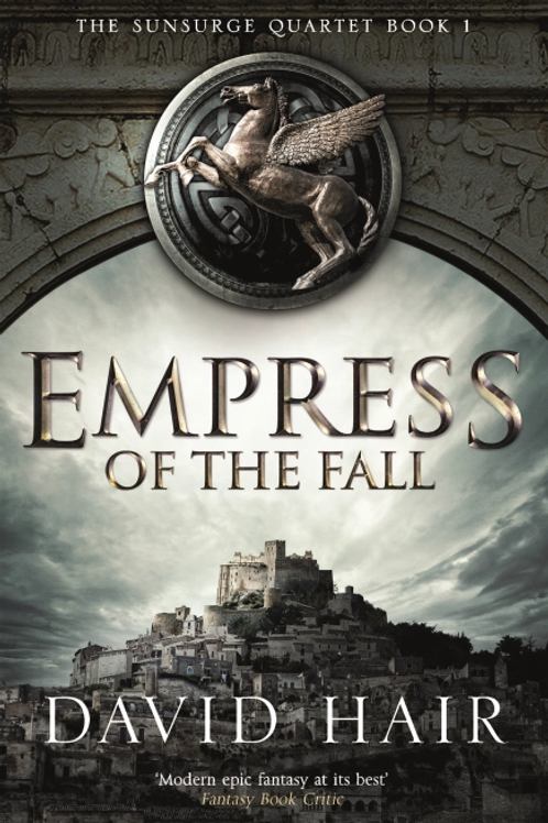 Empress of the Fall (David Hair)