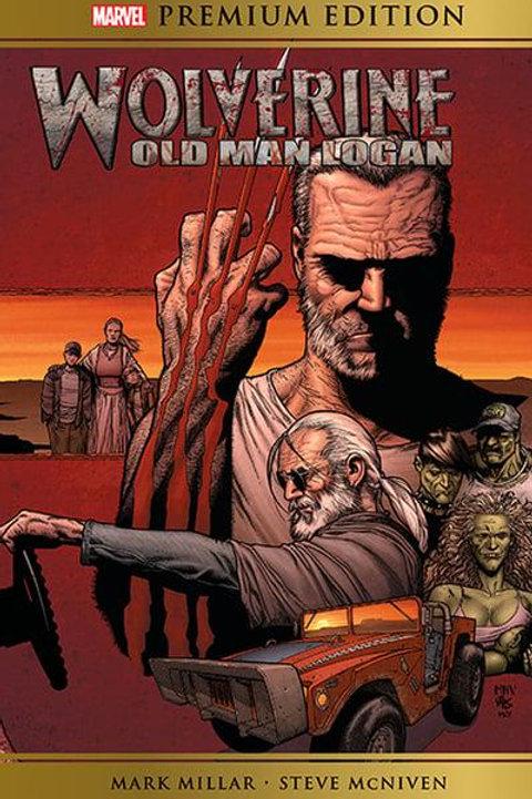 Wolverine: Old Man Logan (Mark Millar & Steve McNiven)
