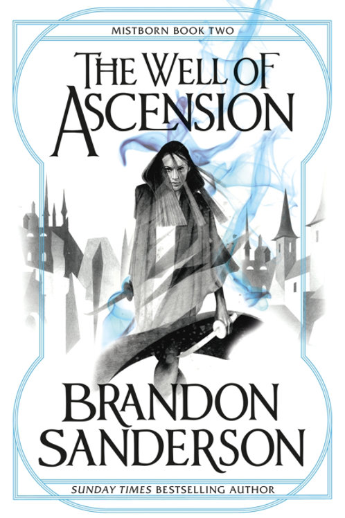 The Well of Ascension (BRANDON SANDERSON)